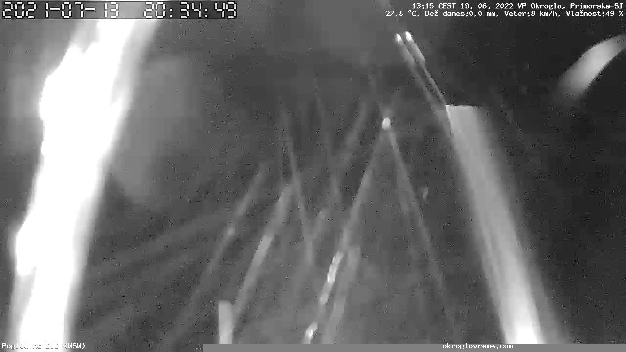 Webcam Okroglo